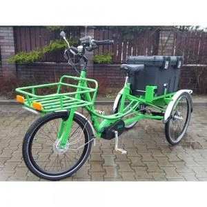 Lastenrad Cargobike Aksel