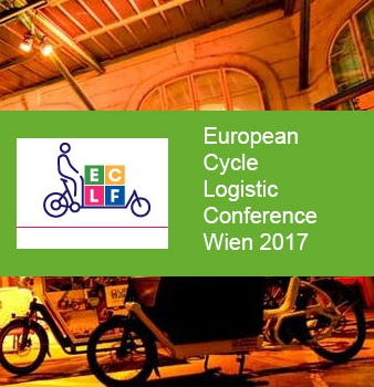 European Cylcle Logistic Conference in Wien