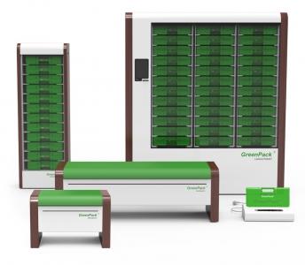 GreenPack Speicherlösungen