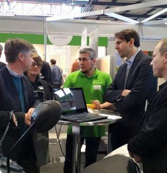 GreenPack auf der GeTec 2016 in Freiburg 26.-29.2.2016