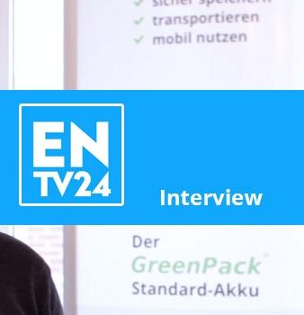 Interview mit Hans Constin auf EnergyTV24.de