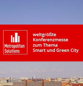 Metropolitan Solutions Berlin – 31. Mai – 2. Juni 2016 in Berlin