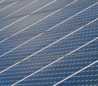 Solar storage device